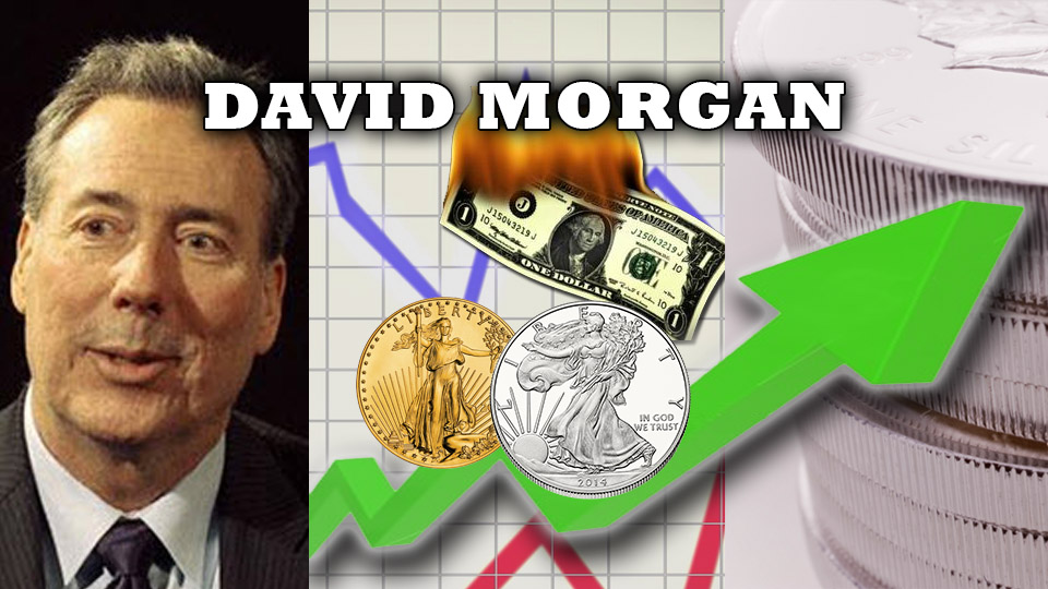 You have NOT Missed the Silver Move; We're Going MUCH Higher – David Morgan Interview