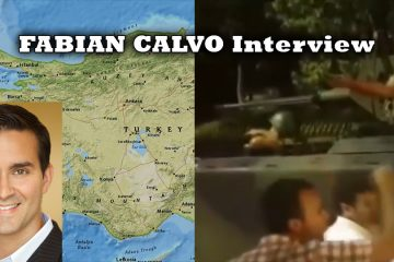 Revealing the Plot Behind the Fake Turkey Coup - Fabian Calvo Interview