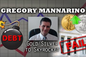 World Central Banks Have Turned the System Upside Down -- Gregory Mannarino