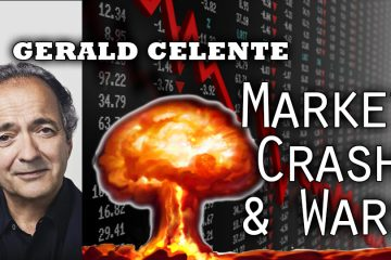 WW3 To Prevent Worst World Market Crash in History - Gerald Celente Interview