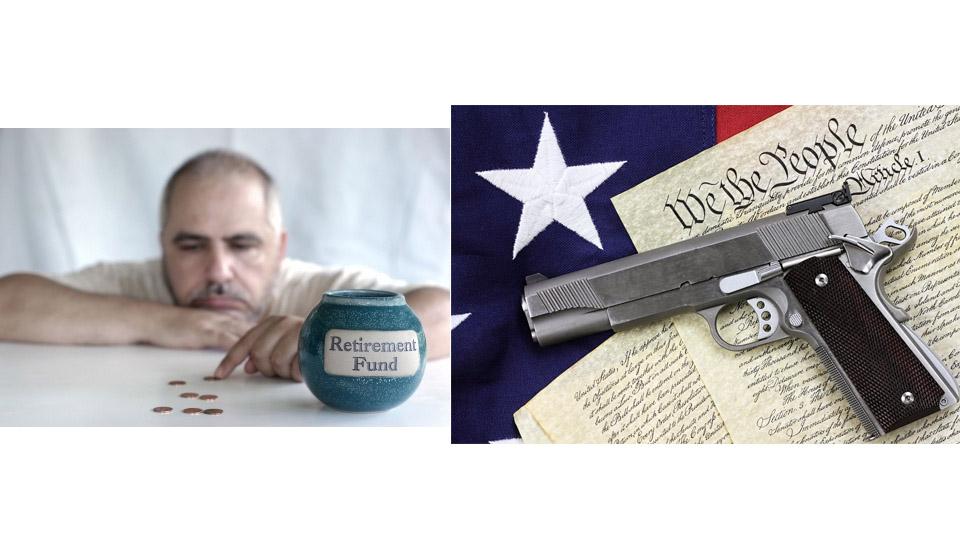 Guns & Retirement: 2 MAJOR Problems the US Needs to Fix – Aaron Clarey Interview