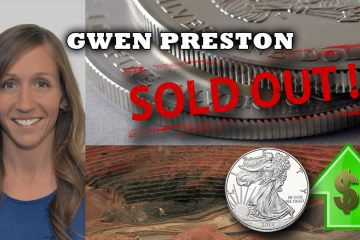 Gwen Preston,silver shortage,silver manipulation,mining stocks,First Majestic Silver,First Mining Finance,GDX,GDXJ,hard assets,Andy Hoffman,Steve St. Angelo,buy silver,trade silver