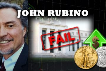 John Rubino,dollar crash,us dollar index,dollar collapse,world reserve currency,death of king dollar,hyperinflation,inflation,world depression,us depression,gold price,silver price