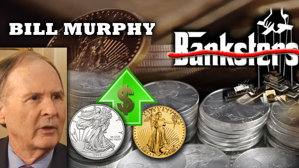 Inevitable Physical Silver Shortage & $100 Break to Price Manipulation – Bill Murphy Interview