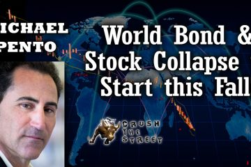 Michael Pento,Pento Portfolio Strategies,Bond Crash,Bond Collapse,Stock Market Crash,Stock Collapse,world depression,death of king dollar,Yen,Dollar,Yuan,IMF SDR,James Rickards,Jim Rickards,Harry Dent,Dow 5000,Bo Polny,market predictions,stock prediction,gold price,silver price,federal reserve,QE,interest rates
