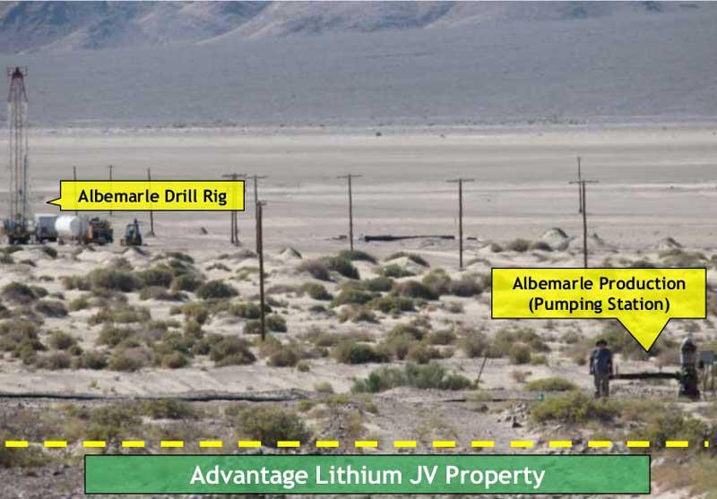 Neighbors Advantage Lithium