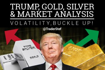 @TraderStef,Interview,market trader,day trading,gold,silver,gold trading,silver trading,gold price,silver price,George Soros,paid protesters,Trump won,2017 President,Donald Trump,Hillary Clinton