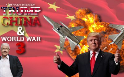 Trump, China & World War 3 - Jim Rogers
