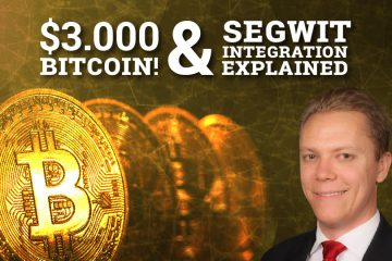 $3,000 BTC & SegWit Fix to Bitcoin Block Congestion - Trace Mayer