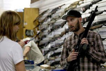 gun stocks, gun sales