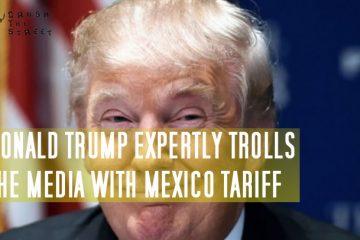 Donald Trump, Mexico tariff
