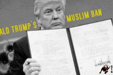 Donald Trump, Muslim Ban