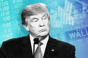 Dow Jones rally, Trump rally
