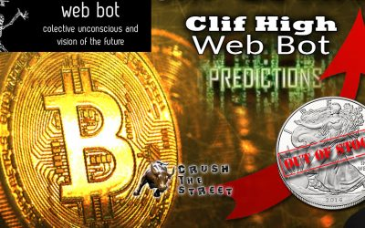Chinese government embracing & Growing bitcoin on purpose! - Clif High reveals Web Bot Revelations