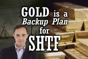 Gold is the Backup Plan if the SHTF - Gregor Gregersen Interview