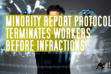Minority Report, Behavox, Big Brother
