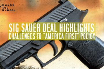 Sig Sauer, America First