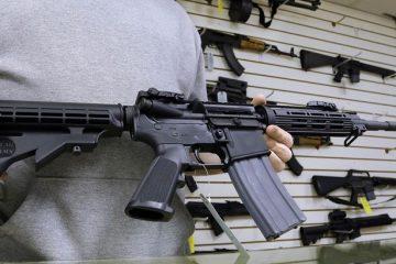 Gun sales, California gun laws, AR15