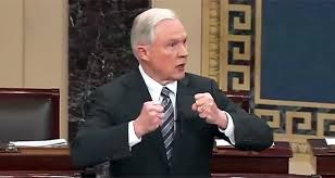 Senator Sessions role as attorney general