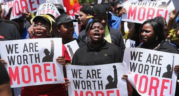 minimum wage, state unemployment