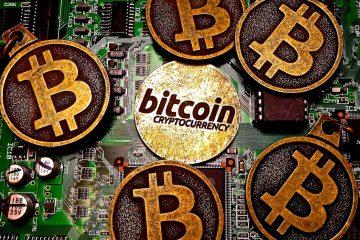 Bitcoin Bounces Back (Again)?