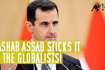 Bashar Assad, Syrian refugees