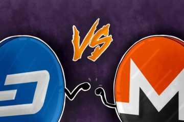The Battle of the Anonymous Cryptocurrencies!