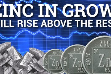 Zinc in grow: Will rise above the rest - James Walchuck