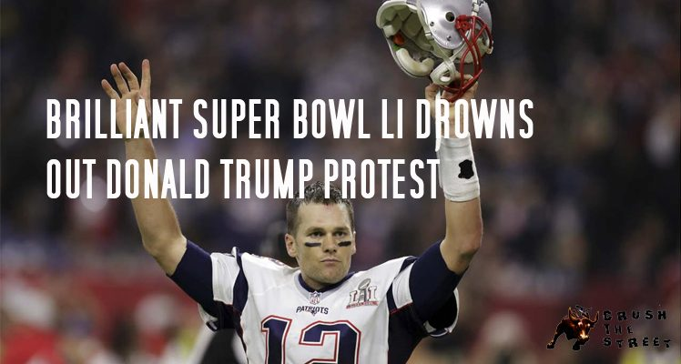Super Bowl LI, Tom Brady