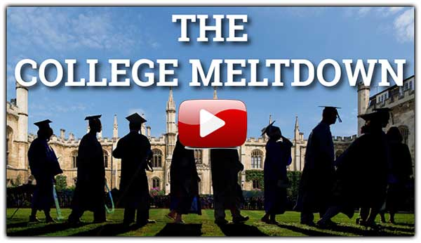 The College Meltdown