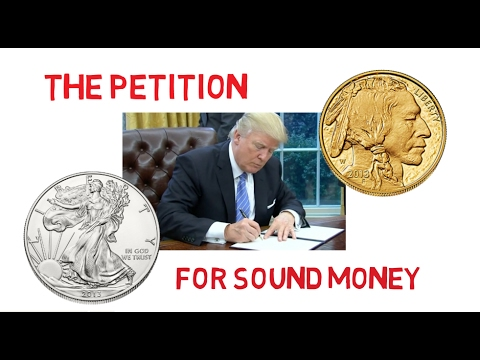 Make Money Great Again (#MMGA) [Rethinking The Dollar]
