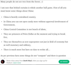 Chinese Government Wants to Control Bitcoin Through a Hard Fork?