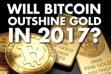 Will Bitcoin Outshine Gold in 2017? - David Quinteri
