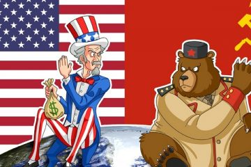 Cold War, Russian relations
