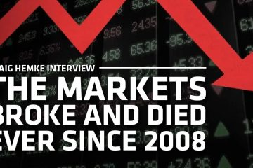 The Markets Broke and Died Ever Since 2008!