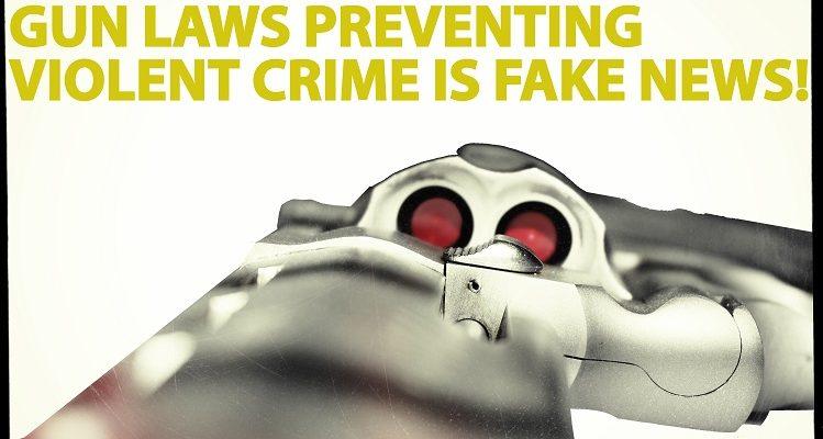 gun laws, violent crime