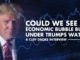 Could We See An Economic Bubble Burst Under Trumps Watch? - Clif Droke Interview
