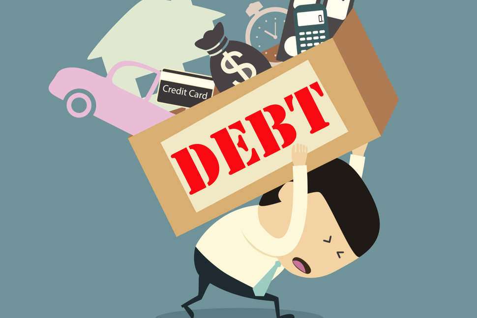debt is financial life nonsense