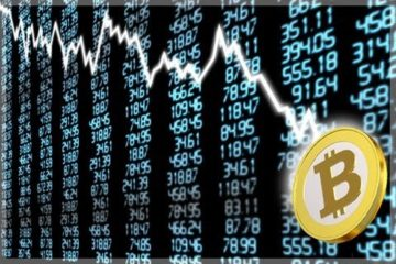 Digital Crash! Cryptocurrency Markets Experience Price Pullback!