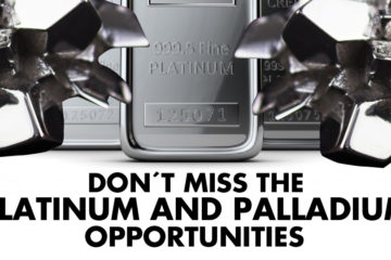 Don't Miss The Platinum And Palladium Opportunities - Chris Blasi Interview