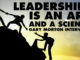 """Leadership is an Art And A Science"" - Gary Morton Interview"