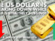 The US Dollar Is Breaking Down While Gold Is Stealthily Surging! - TraderStef Interview