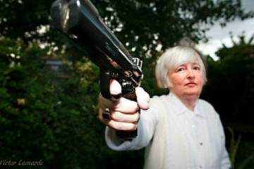 Yellen Pull Rate Hike Trigger And Jawbones Balance Sheet Hopium