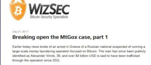 FINED! Long-Lasting Cryptocurrency Exchange BTC-e Shut Down, With Links to Stolen Mt. Gox Funds!