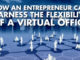 How An Entrepreneur Can Harness The Flexibility Of A Virtual Office - Frank Cottle Interview