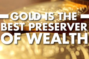 Gold Is The Best Preserver Of Wealth – With Amir Adnani