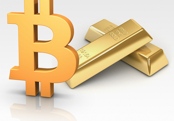 Bitcoin and Gold Don't Need to be Adversaries!