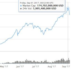 Bitcoin and Litecoin Defying Skeptics! Will the Crypto Market Touch $200 Billion Despite Selloff?