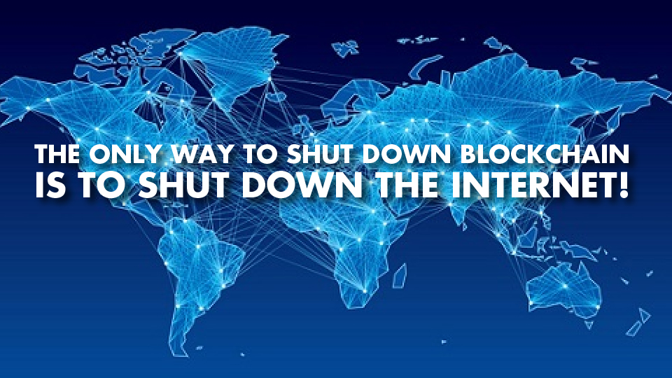 The Only Way To Shut Down Blockchain Is To Shut Down The Internet! – Levi Illis Interview
