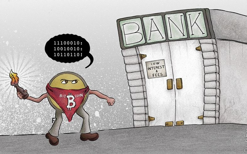 """How Ironic! JP Morgan CEO Labels Bitcoin a """"Scam!"""""""
